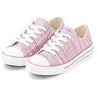 TEX - Zapatillas De Lona para Niña, Rosa, 34 EU