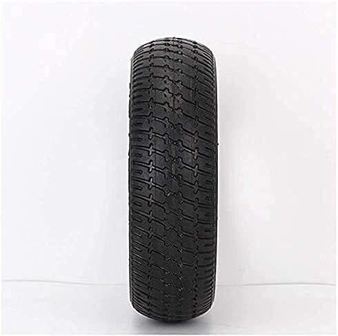 Neumático de Scooter eléctrico para Adultos, 16 Pulgadas 16x2.50 Neumático de vacío a Prueba de pinchazos, Neumático Antideslizante de Alta Elasticidad Resistente al Desgaste, Neumáticos de Scooter