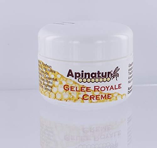 Apinatur Gelee Royale Creme 50 ml Tagescreme, Gesichtscreme für trockene Haut