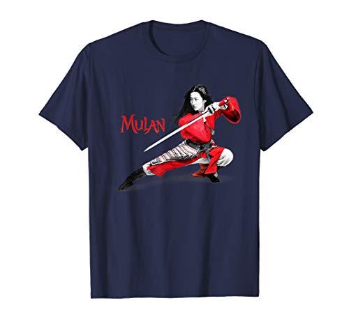 Disney Mulan Fearless Warrior T-Shirt