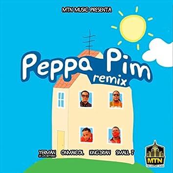 Peppa Pim (Remix) [feat. Small J, Kingdorian & Onmaicol]