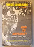 Run To Daylight with 1962 NFL Champions, Green Bay Packers Team Signed Football