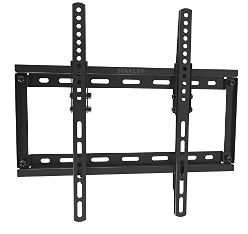 "Stanley TV Wall Mount - Super Slim Tilt Mount for Medium Flat Panel Television 23""-55""(TMS-DS1113T)"