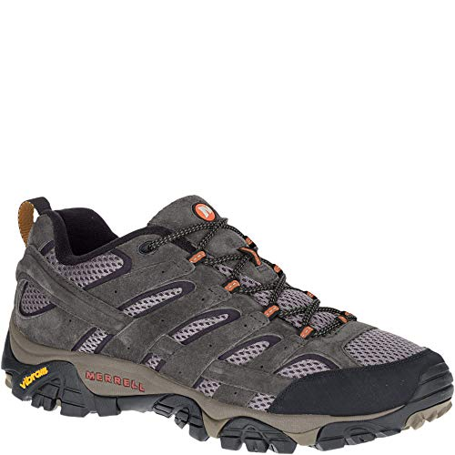 Merrell Men's Moab 2 Vent Hiking Shoe, Beluga, 12 M US