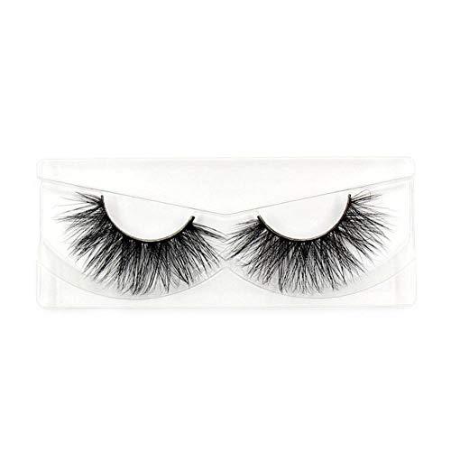 KADIS 3D Lashes Handmade Individual Eyelashes Natural Long False Eyelashes Extension Makeup Fake Lashes Faux cils,D22