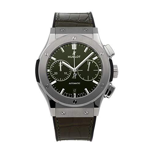 Hublot 521.NX.8970.LR - Reloj de pulsera para hombre (mecanismo de cronógrafo, fusión clásica)