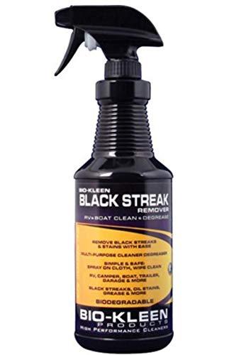 Bio-Kleen M00507 RV Trailer Camper Cleaners Black Streak Remover 32 Oz.