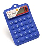 Royal RB102-Blue Rubber Calculator - Blue