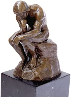Best rodin the thinker statue for sale Reviews