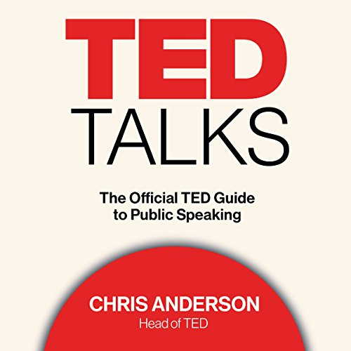 TED Talks audiobook cover art