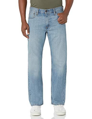 Levi's Men's 569 Loose Straight Fit Jean, Jagger, 34W x 30L