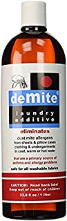 De-Mite Laundry Additive - 1 liter bottle