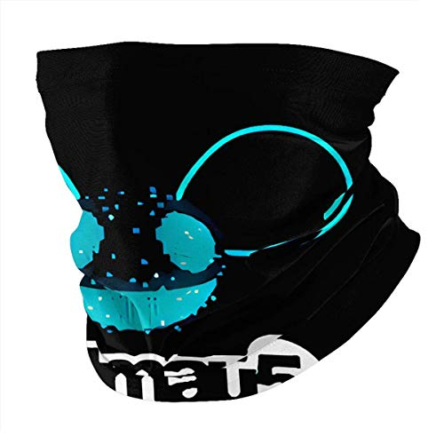 Hengtaichang Women Dead-mau5 Face Mask Unisex Multifunction Microfiber Neck Warmer