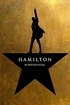 Poster Hamilton Musical Broadway Poster - No Frame  16x24