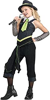 Rubie's Costume Child's Gun Moll Costume, One Color, Medium