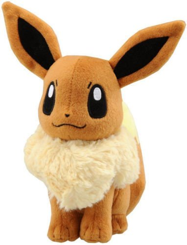 Pokemon Eevee Plush Doll Anime Figure Cosplay 30cm 12inch