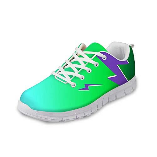 MODEGA Laufschuh-Sportschuhe für Jungen Cross-Trainer Schuhe für Männer Tennisschuhe Schuhe Braunschweig Laufschuhe Männer Bowling Größe 42 EU |7.5 UK