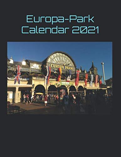 Europa-Park Calendar 2021