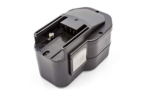 vhbw NiMH Batterie 3300mAh (14.4V) pour outils Milwaukee PES 14.4 T, PIW 14.4 HEX, PIW 14.4 SD comme 48-11-1000, 0511-21.