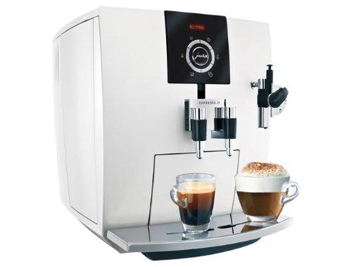 Jura J5 espressomachine pianowit
