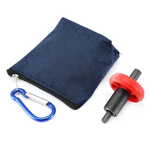 Kongqiabona-UK Recortadora de jardinería Motor eléctrico Arranque Adaptador de broca Botón de enchufe de arranque para cortadora de hilo de jardín Cortadora de césped Sopladores de hojas Cultivadores