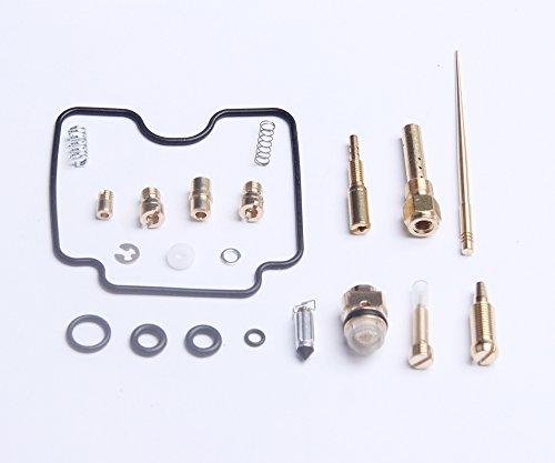 New Vergaser Reparatur Kit Carb Rebuild Kit für Yamaha Grizzly 660yfm660fw 4x 42002200320042005