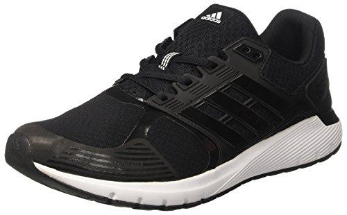 Adidas Herren Duramo 8 Turnschuhe Schwarz (Core Black/Core Black/Footwear White), 39 1/3 EU