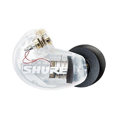 Shure SE215-CL-RIGHT Single Right-ear Earphone Set - Clear