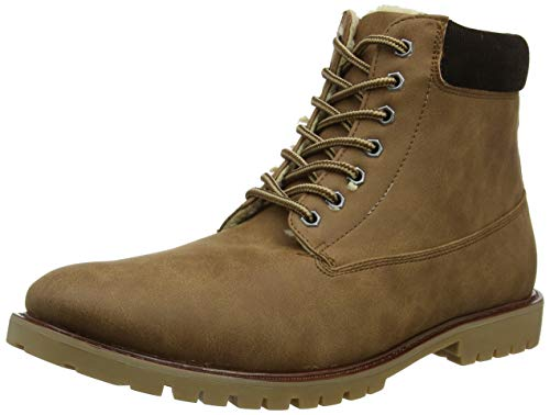 New Look Dunk Worker, Botas Clasicas para Hombre