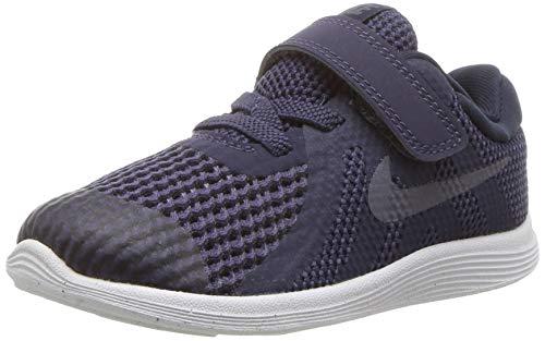 Nike Unisex Baby Revolution 4 (TDV) Hausschuhe, Blau (Neutral Indigo/Light Carbon-Obsidian 501), 18.5 EU