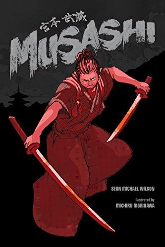 Musashi (A Graphic Novel) (English Edition)