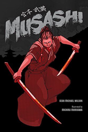 Musashi (A Graphic Novel) (English Edition)