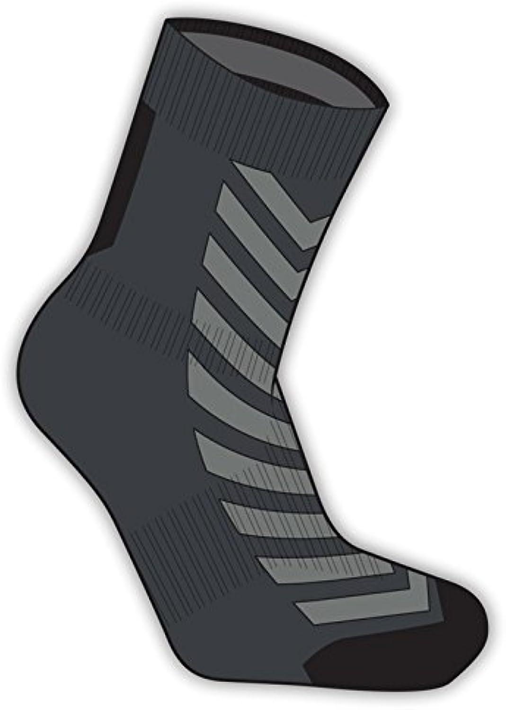 SealSkinz Socken MTB Ankle Ankle Ankle mit Hydrostop Gr. M(39-42) schwarz grau wasserdicht B0714CHN39  Hervorragender Stil c1cdd5