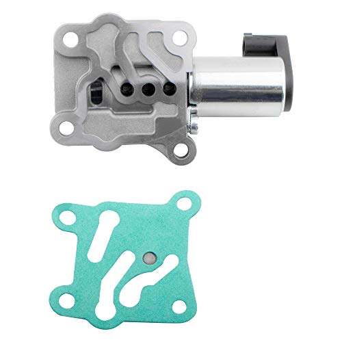 BOXI 918-196 Engine Variable Valve Timing (VVT) Solenoid Exhaust Side Compatible with Volvo C70 02-04 / S60 01-14 / XC70 03-07 / XC90 03-14 Replace # 31355829 36002146 36002686