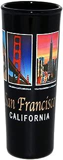 San Francisco Landmark Picture Designed Large Souvenir Shot Glass