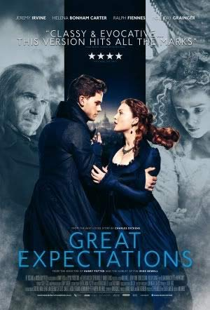 Great Expectations - Ralph FIENNES – Film Poster Plakat Drucken Bild – 43.2 x 60.7cm Größe Grösse Filmplakat Helena Bonham Carter