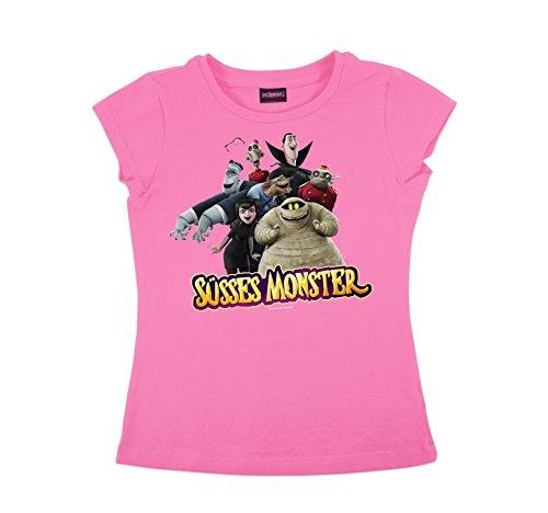 Hotel Transsilvanien 2 (T-Shirt rosa Größe 140 (L) (Mädchen-Shirt))