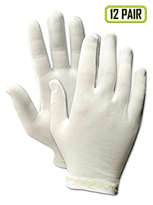Magid CleanMaster Nylon Medium Weight Ladies Stretch Glove