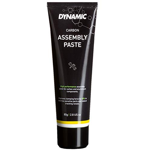 Dynamic Carbon Montagepaste, Tube 80 g