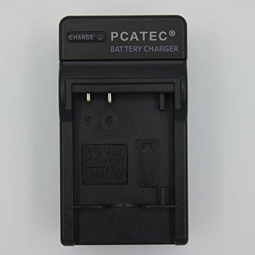 【PCATEC】 PENTAX D-LI88/SANYO DB-L80 対応互換バッテリー+充電器☆セット