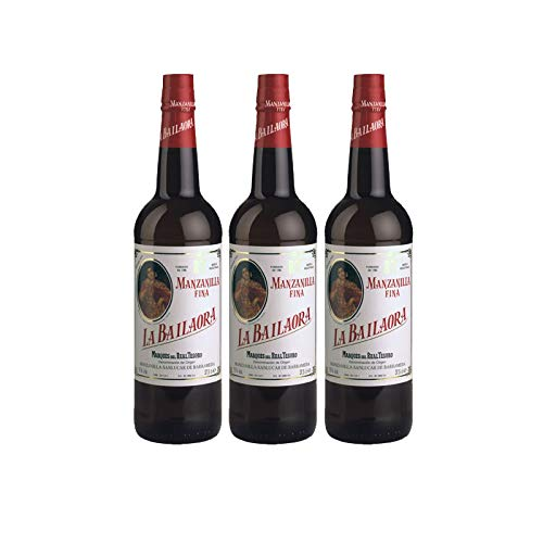 Vino Manzanilla La Bailaora de 75 cl - D.O. Manzanilla
