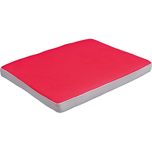 Arppe 281026040001 Colchón Urban Style 3D, 9 cm, 60 x 40 cm, Rojo