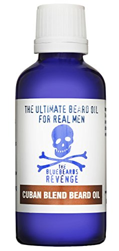 The Bluebeards Revenge, baardolie, Cubaanse mengsel, 50 ml