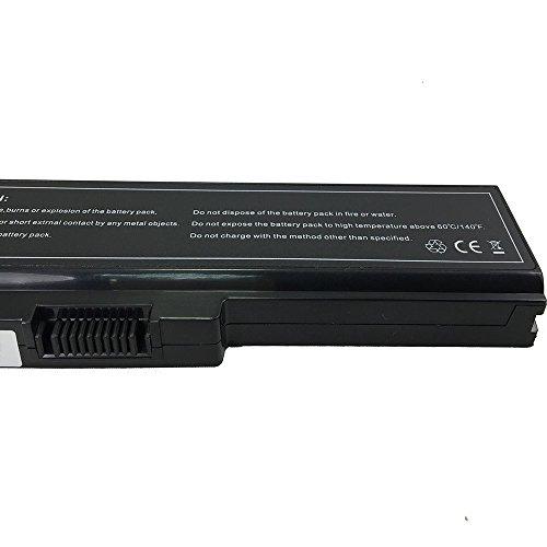 CYDZ® 10.8V 4400mAh Laptop Akku PA3817U-1BRS PA3818U-1BRS PABAS228 für Toshiba Satellite A660 A660D A665 A665D C600D C640 C640D C650 C650D C655D C660 C660D C670 C670D L600 L600D L630 L630D L635 L640
