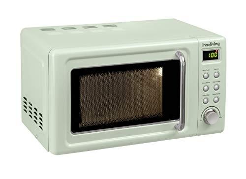 Innoliving INN861G Forno MICROONDE 20 Litri, 700 W, Acciaio