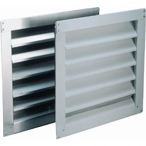 AIR Sale SALE% OFF VENT 81237 18x24 Revers Bombing free shipping White WHT Louver