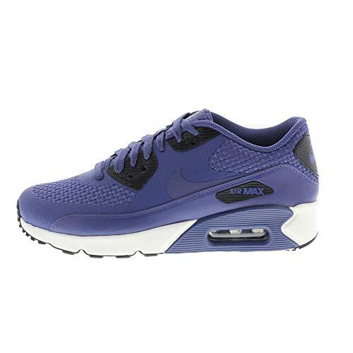 Nike Nike Air Max 90 Ultra 2.0 Se - blue recall/blue recall-black- - Freizeit-Schuhe-Herren, Größe:11