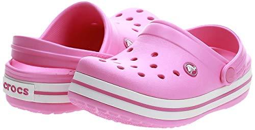 Crocs Unisex-Child Crocband Clog | Slip on Boys and Girls | Water Shoes
