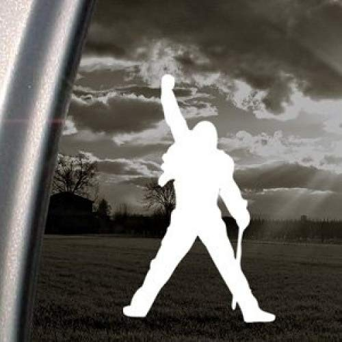 Queen Freddie Mercury Decal Car Truck Window Sticker