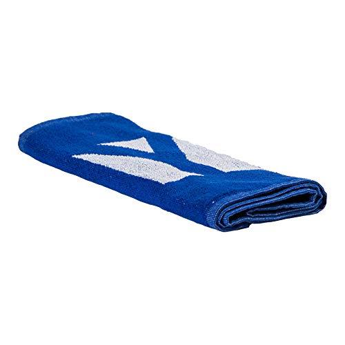 YAMAMOTO Towel Asciugamano Palestra Blu Royal 30x90